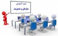 برگزاری دوره آموزشی سازمان و مدیریت