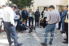 برگزاری دوره آموزشی آشنایی با روشها، تجهیزات و فناوریهای نوین در نقشه برداری پروژه های عمرانی